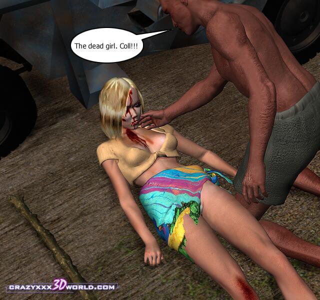 Zombie Sex Porn 10