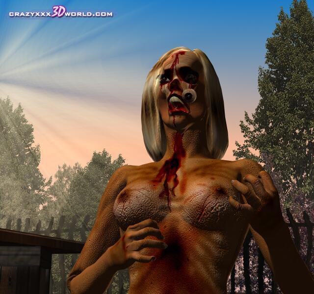 Zombie Sex Story 114